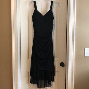 Scarlett Nite Black Dress